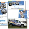 Vehicle Wrap and Ads